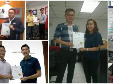 NetGain Systems Certifies Partners & Customers in Singapore, South East Asia And China