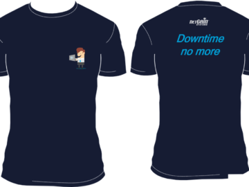 Exclusive T-shirt For The First 100 Downloaders