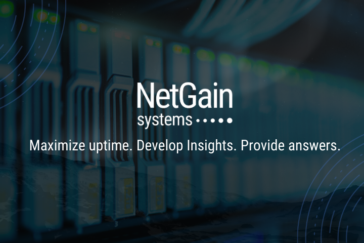 NetGain Systems Adds Security and Cloud Solutions to its Portfolio